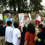 Travis County Kids Enjoy Science of Agriculture Days