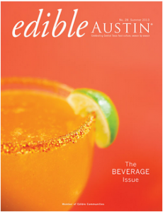 2013 Edible Austin Beverage Issue