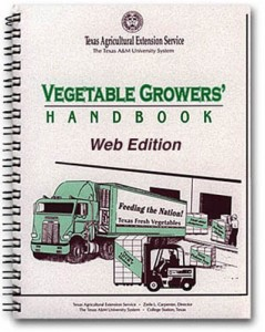 vegetable growers handbook cover
